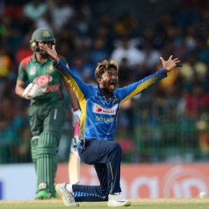 Clinical Win for Lankans In 2nd ODI Against Bangladesh 1