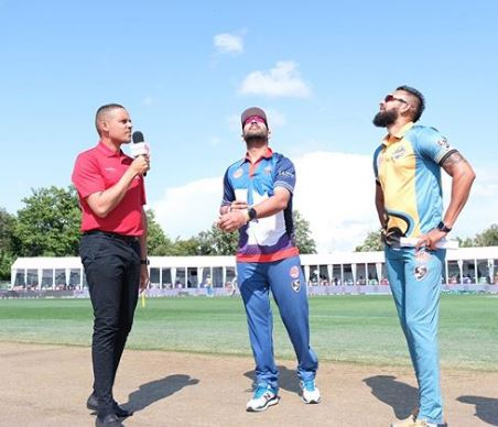 Global T20 Canada 2019: Toronto Nationals lost Qualifier 1 first