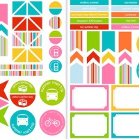 Printables - lots and lots of printable bits
