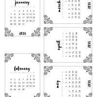 Already? Yep. some 2018 calendars.
