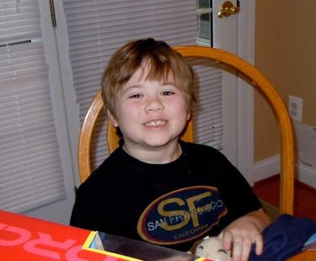 Nicky 7th Birthday