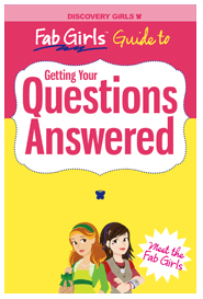 Discovery Girls Getting Your Questions Answered