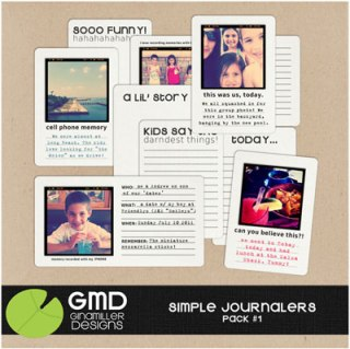 Gina Miller Simple Journalers Instagram Pictures