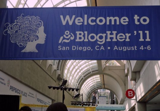 BlogHer tech companies supporting women