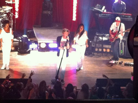 Cody Simpson concert