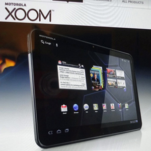 Verizon Motorola Xoom Research