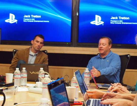 CEO, PlayStation