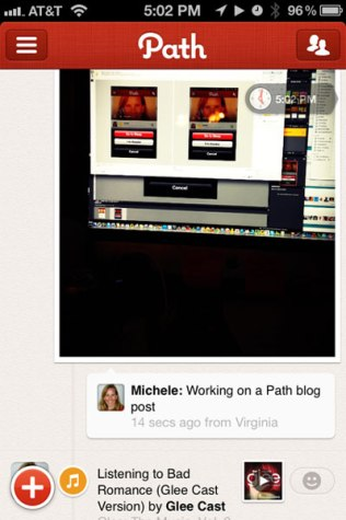 path personal journal app
