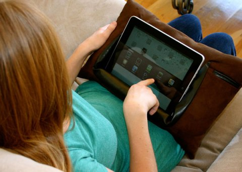 ePillow tablet ipad2 accessory