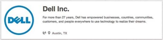 Dell tech companies on pinterest