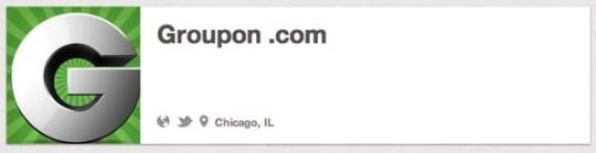 groupon.com tech companies on pinterest