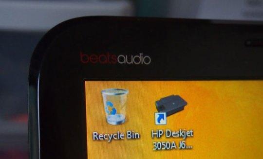 hp dv6 Beats Audio