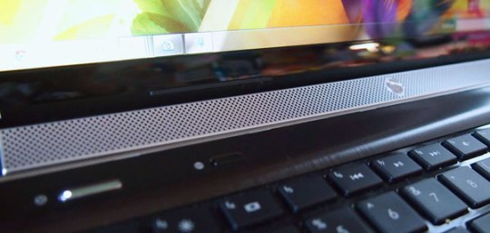 hp dv6 Beats Audio speakers