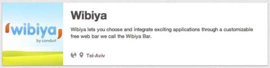 wibiya tech brands on pinterest