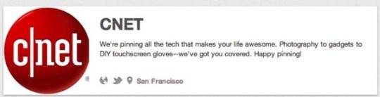 cnet tech companies on Pinterest brands