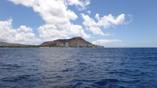 Diamond head from sony cyber-shot tx20