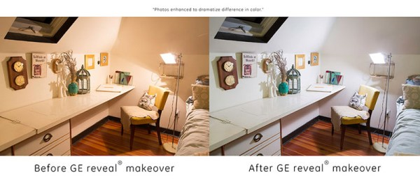 GE before and after