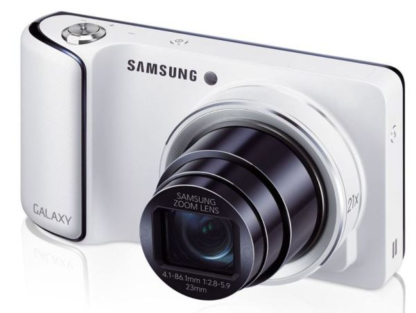Samsung Galaxy Camer best tech gifts for scrapbookers