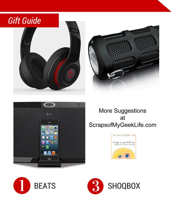 best tech gifts for music lovers