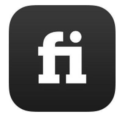 Fiverr mobile app logo