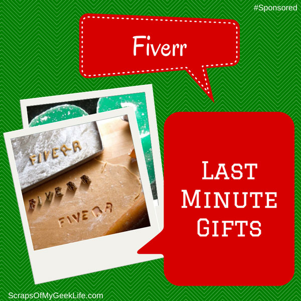 Let Fiverr® Help You With Christmas Gifts [Sponsored] | Scraps of My ...