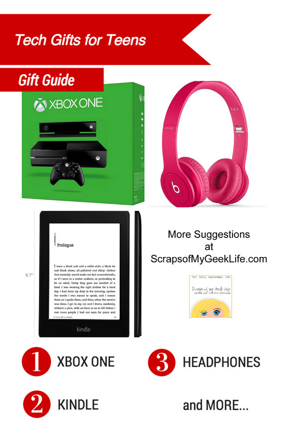 tech gifts for teens