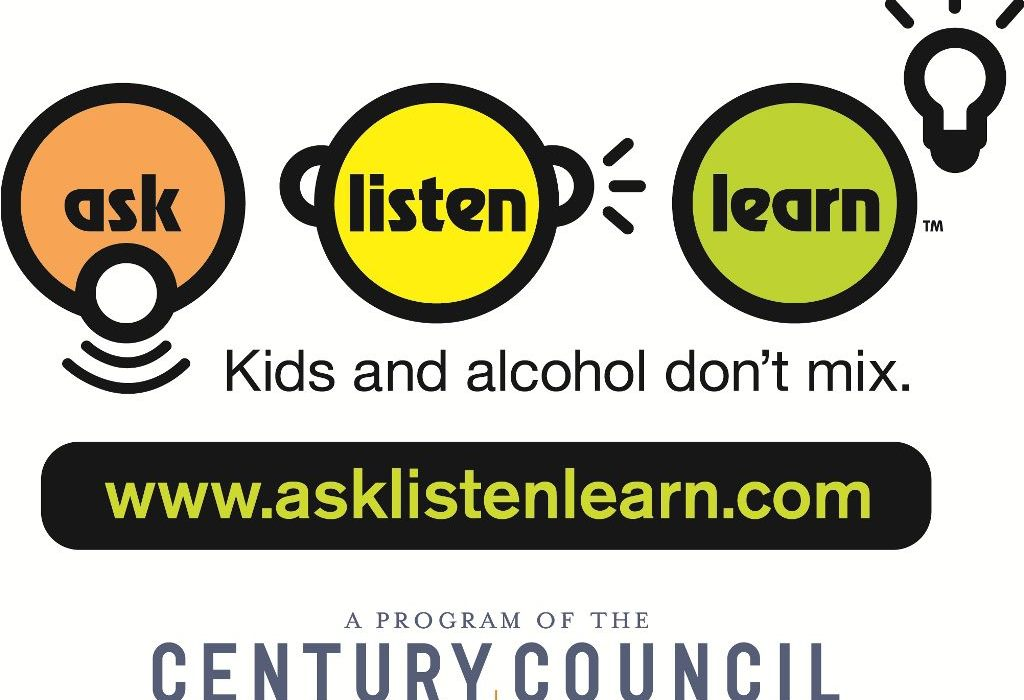 ask listen learn underage drinking