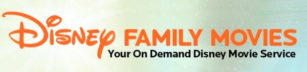 disney family movies