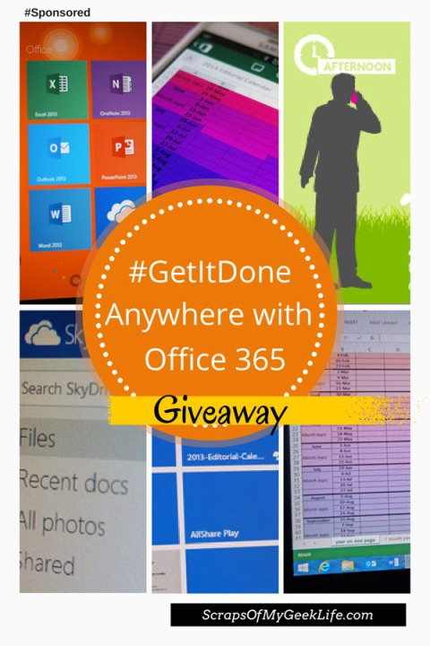 #GetItDone with Office 365
