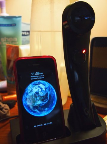 good call bluetooth handset iphone