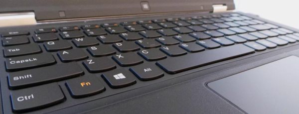 yoga 11s keyboard