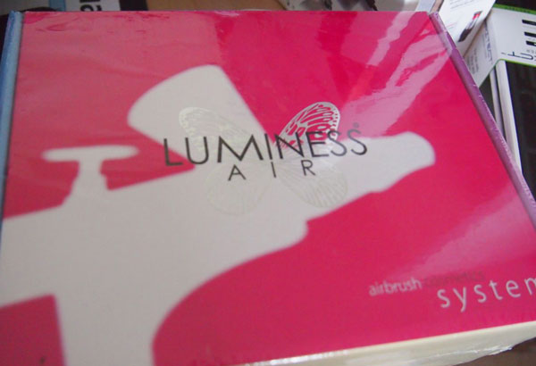 Luminess airbrush makeup