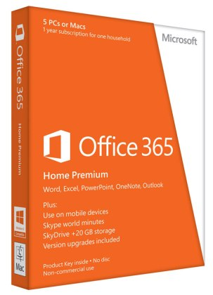 office 365 home premium edition
