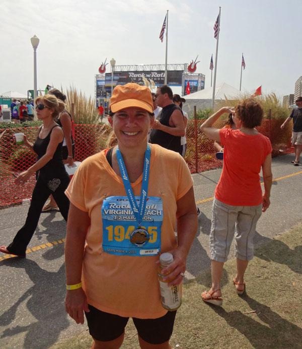virginia beach half marathon