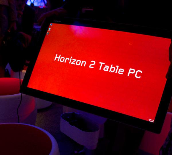 Lenovo Horizon 2 Table PX