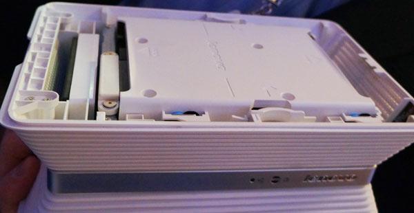 beacon holds 2 hard drives