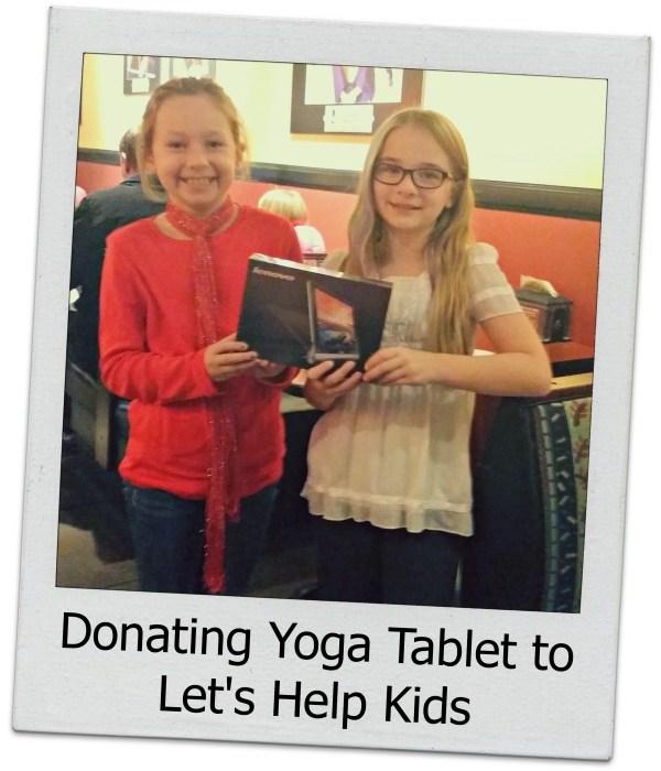 Let's Help Kids Donation