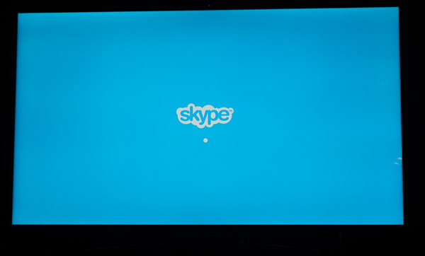 Skype on Xbox One