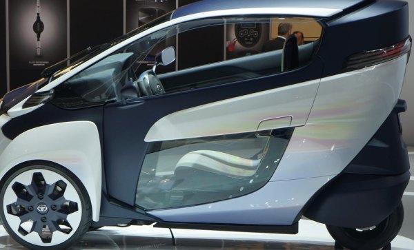 Toyota iRoad