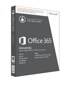 Office 365 University Editions