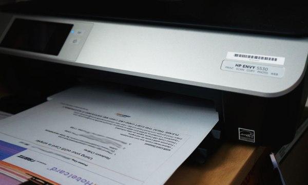 HP ENVY 5530 eprint