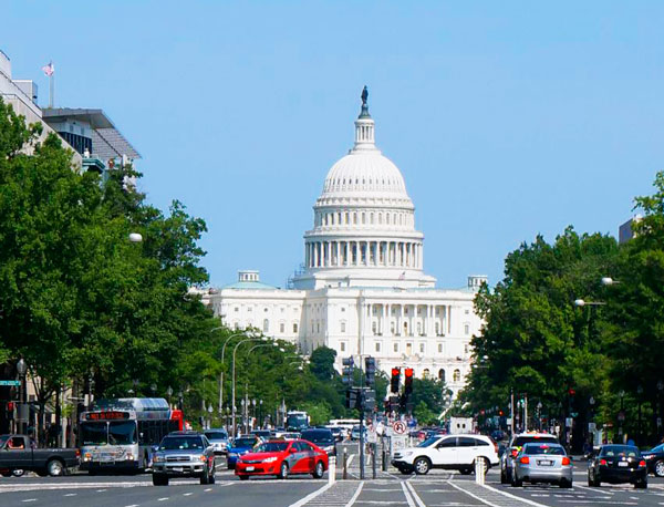 the capital is a must-see attraction in Washington DC