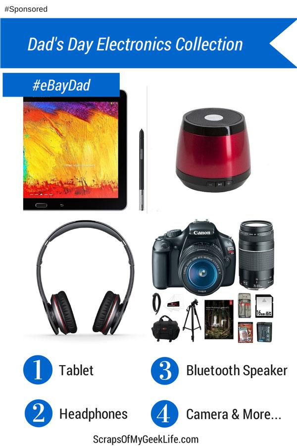 ebaydad electronics collection