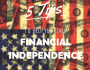 5 tips for financial independence