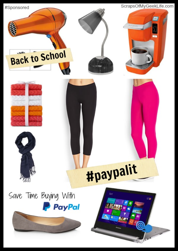 Clothing stores paypal