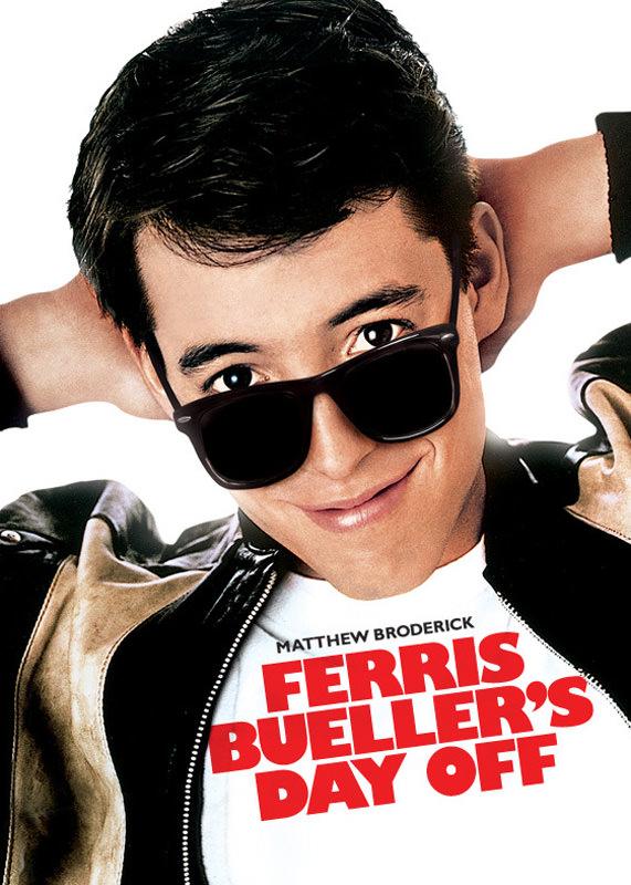 Ferris Bueller's Day Off movie on Netflix