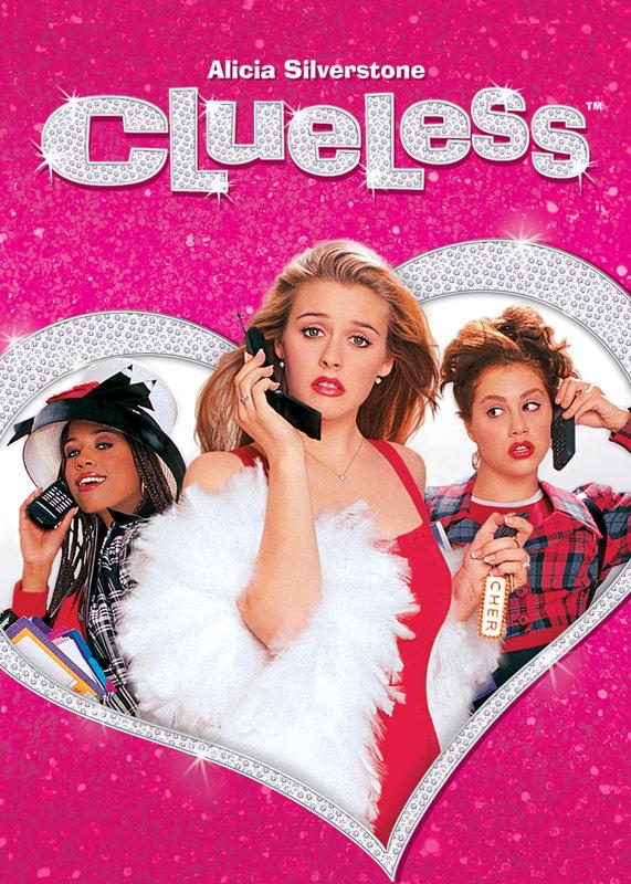 Clueless movie on Netflix