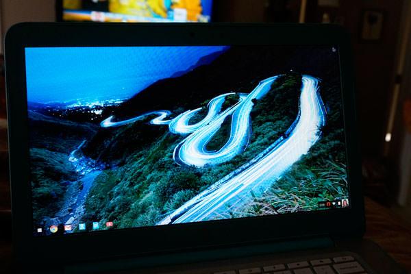 Goodnight HP Chromebook