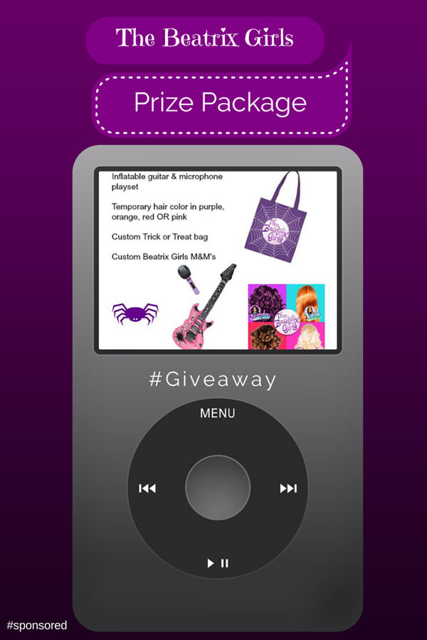 The Beatrix Girls #Giveaway
