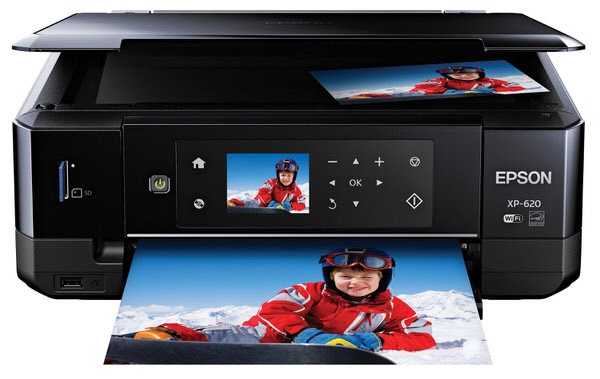 Epson XP-620 is the perfect home office all-in-on photo printer